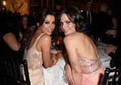 Actress Eva Longoria and guest attend the 2014 Princess Grace Awards Gala with presenting sponsor Christian Dior Couture at the Beverly Wilshire Four...