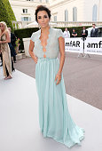 Actress Eva Longoria attends amfAR's 22nd Cinema Against AIDS Gala Presented By Bold Films And Harry Winston at Hotel du CapEdenRoc on May 21 2015 in...