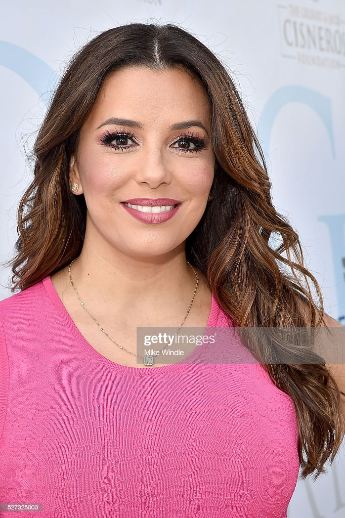 Actress <a gi-track='captionPersonalityLinkClicked' href=/galleries/search?phrase=Eva+Longoria&family=editorial&specificpeople=202082 ng-click='$event.stopPropagation()'>Eva Longoria</a> attends the 9th Annual George Lopez Celebrity Golf Classic to benefit The George Lopez Foundation at Lakeside Golf Club on May 2, 2016 in Burbank, California.