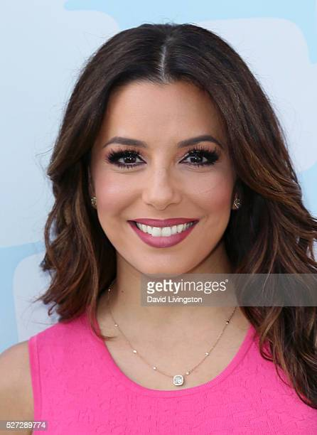 Actress Eva Longoria attends the Ninth Annual George Lopez Celebrity Golf Classic at Lakeside Golf Club on May 2 2016 in Burbank California
