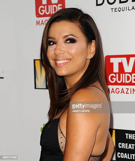 Actress Eva Longoria attends the Television Industry Advocacy Awards benefiting the Creative Coalition in partnership with TV Guide Magazine and TV...