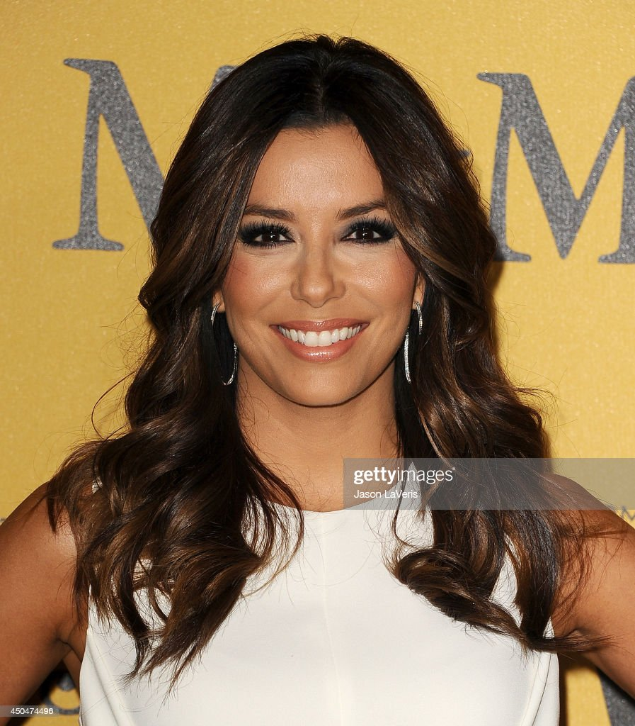 Actress <a gi-track='captionPersonalityLinkClicked' href=/galleries/search?phrase=Eva+Longoria&family=editorial&specificpeople=202082 ng-click='$event.stopPropagation()'>Eva Longoria</a> attends the Women In Film 2014 Crystal + Lucy Awards at the Hyatt Regency Century Plaza on June 11, 2014 in Century City, California.