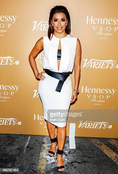 Actress Eva Longoria attends 'Variety Latino's 10 Latinos to Watch' at Avalon Hollywood on September 30 2015 in Los Angeles California