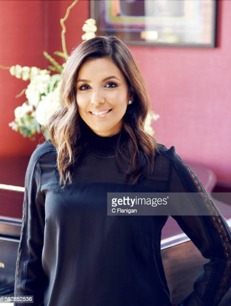 Actress Eva Longoria is photographed for on September 28 2017 in San Francisco California