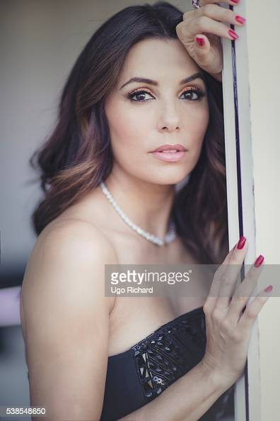 Actress Eva Longoria is photographed for Self Assignment on May 15 2016 in Cannes France