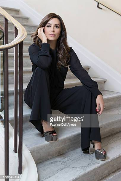 Actress Eva Longoria is photographed for Stern Magazine on May 15 2016 in Cannes France