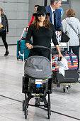 Celebrity Sighting At Paris Airport - September 23, 2018