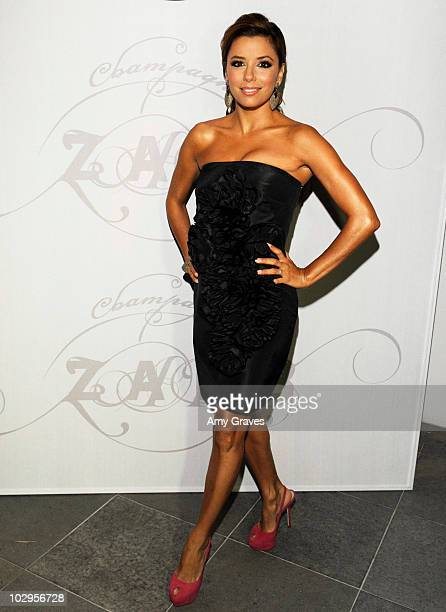 Actress Eva Longoria Parker attends the Playing for Hope Gala event at SLS Hotel on July 17 2010 in Los Angeles California