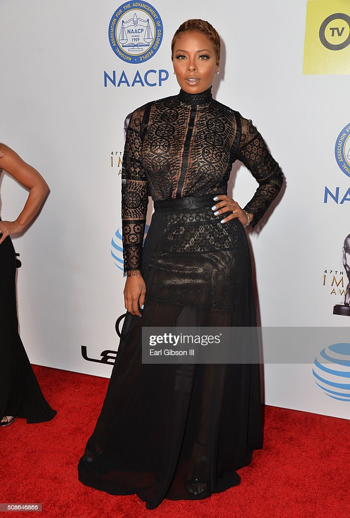 47th NAACP Image Awards - Red Carpet