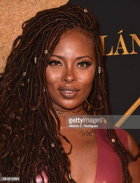 Actress Eva Marcille attends the Maxim Hot 100 Party at the Hollywood Palladium on July 30 2016 in Los Angeles California