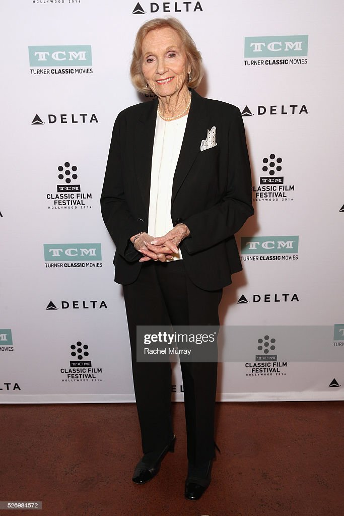Actress Eva Marie Saint attends 'The Russians Are Coming, the Russians Are Coming' screening during day 4 of the TCM Classic Film Festival 2016 on May 1, 2016 in Los Angeles, California. 25826_007
