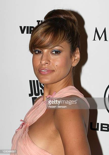 Actress Eva Mendes attends Maxim Ubisoft and Sony Pictures Celebrate the Cast of 'The Other Guys' at ComicCon 2010 held at Hotel Solamar on July 23...