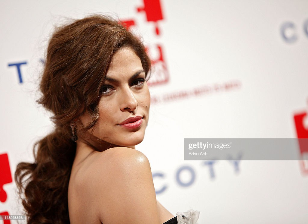 Actress <a gi-track='captionPersonalityLinkClicked' href=/galleries/search?phrase=Eva+Mendes&family=editorial&specificpeople=194937 ng-click='$event.stopPropagation()'>Eva Mendes</a> attends the 5th annual DKMS Gala at Cipriani Wall Street on April 28, 2011 in New York City.