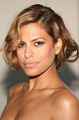 Actress Eva Mendes attends the film premiere of 'The Wendell Baker Story' at the Writers Guild Theater on May 10 2007 in Beverly Hills California