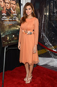 Actress Eva Mendes attends 'The Place Beyond The Pines' New York Premiere at Landmark Sunshine Cinema on March 28 2013 in New York City