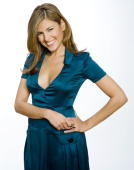 Actress Eva Mendes poses at a portrait session in New York in 2009
