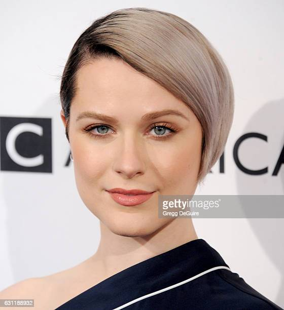 Actress Evan Rachel Wood arrives at The BAFTA Tea Party at Four Seasons Hotel Los Angeles at Beverly Hills on January 7 2017 in Los Angeles California