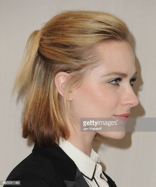 Actress Evan Rachel Wood arrives at the Hammer Museum Gala In The Garden at Hammer Museum on October 14 2017 in Westwood California