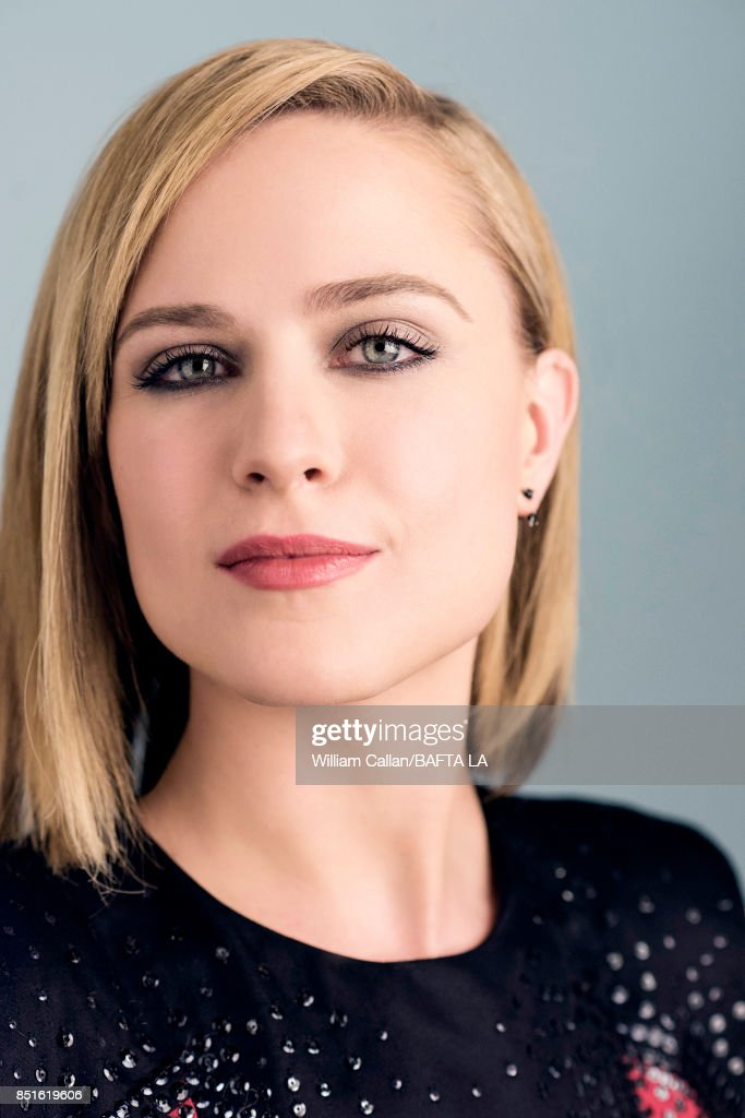 Actress Evan Rachel Wood from HBO's 'Westworld' poses for a portrait BBC America BAFTA Los Angeles TV Tea Party 2017 at the The Beverly Hilton Hotel on September 16, 2017 in West Hollywood, California.