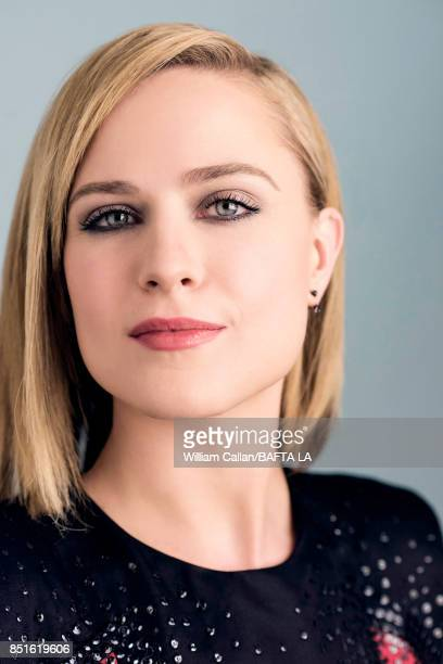 Actress Evan Rachel Wood from HBO's 'Westworld' poses for a portrait BBC America BAFTA Los Angeles TV Tea Party 2017 at the The Beverly Hilton Hotel...