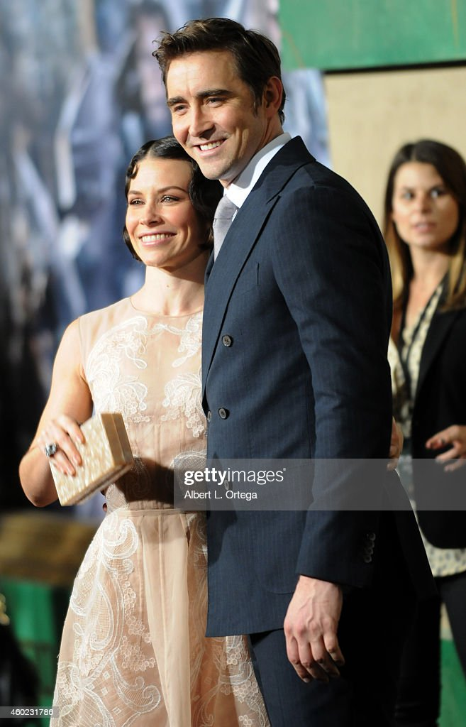 Are lee pace and evangeline lilly hookup