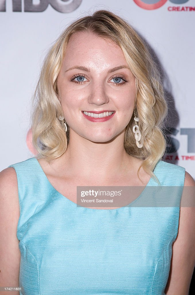 Actress <a gi-track='captionPersonalityLinkClicked' href=/galleries/search?phrase=Evanna+Lynch&family=editorial&specificpeople=490999 ng-click='$event.stopPropagation()'>Evanna Lynch</a> attends the 2013 Outfest Film Festival closing night gala of 'G.B.F.' at Ford Theatre on July 21, 2013 in Hollywood, California.