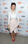 Actress Eve Hewson arrives at the 'Enough Said' premiere during the 2013 Toronto International Film Festival at The Elgin on September 7 2013 in...