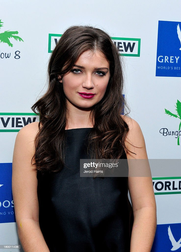 Actress Eve Hewson attends the Bungalow 8 and Worldview party during the 2013 Toronto International Film Festival on September 7, 2013 in Toronto, Canada.