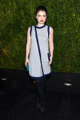 Actress Eve Hewson attends the Chanel Dinner during the 2015 Tribeca Film Festival at Balthazar on April 20 2015 in New York City
