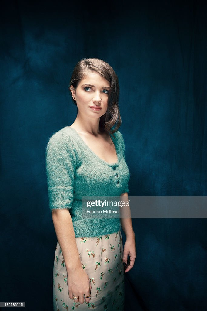 Actress Eve Hewson is photographed for The Hollywood Reporter during the 38th annual Toronto International Film Festival on September 9, 2013 in Toronto, Ontario. ON INTERNATIONAL EMBARGO (USA) UNTIL