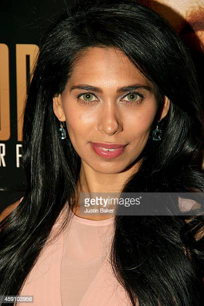Actress Fagun Thakrar attends Revolver Entertainment Presents 'Bhopal A Prayer For Rain' Los Angeles opening weekend screening at Sundance Sunset...