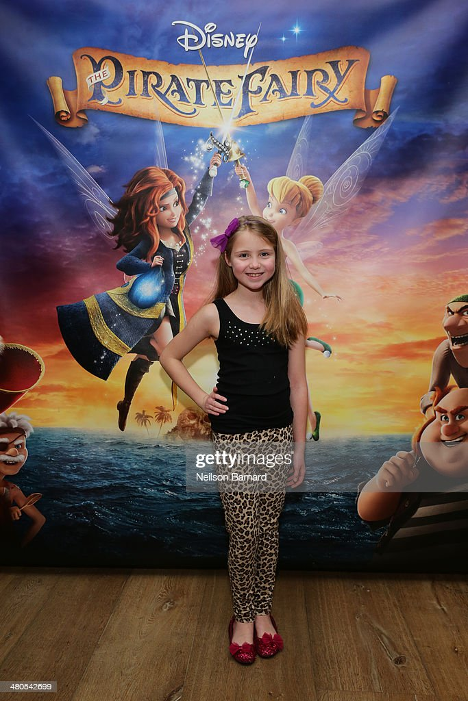 "Disney's ""The Pirate Fairy"" Special Screening At The Crosby St. Hotel"