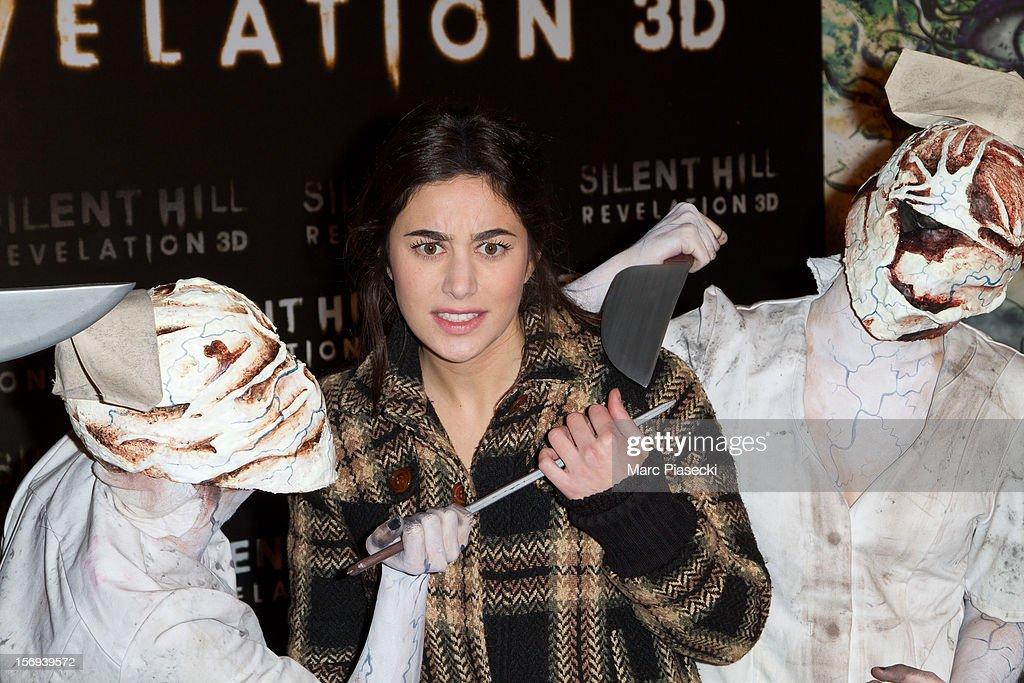 """""""Silent Hill Revelation 3D"""" Paris Premiere"""