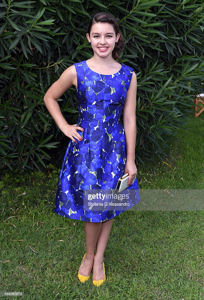 Actress Fatima Ptacek attends 'Before I Disappear' Photocall on August 27, 2014 in Venice, Italy.
