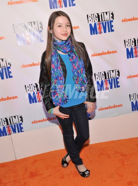 Actress Fatima Ptacek Attends The Big Time Movie New York Premiere