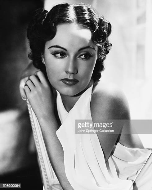 Actress Fay Wray