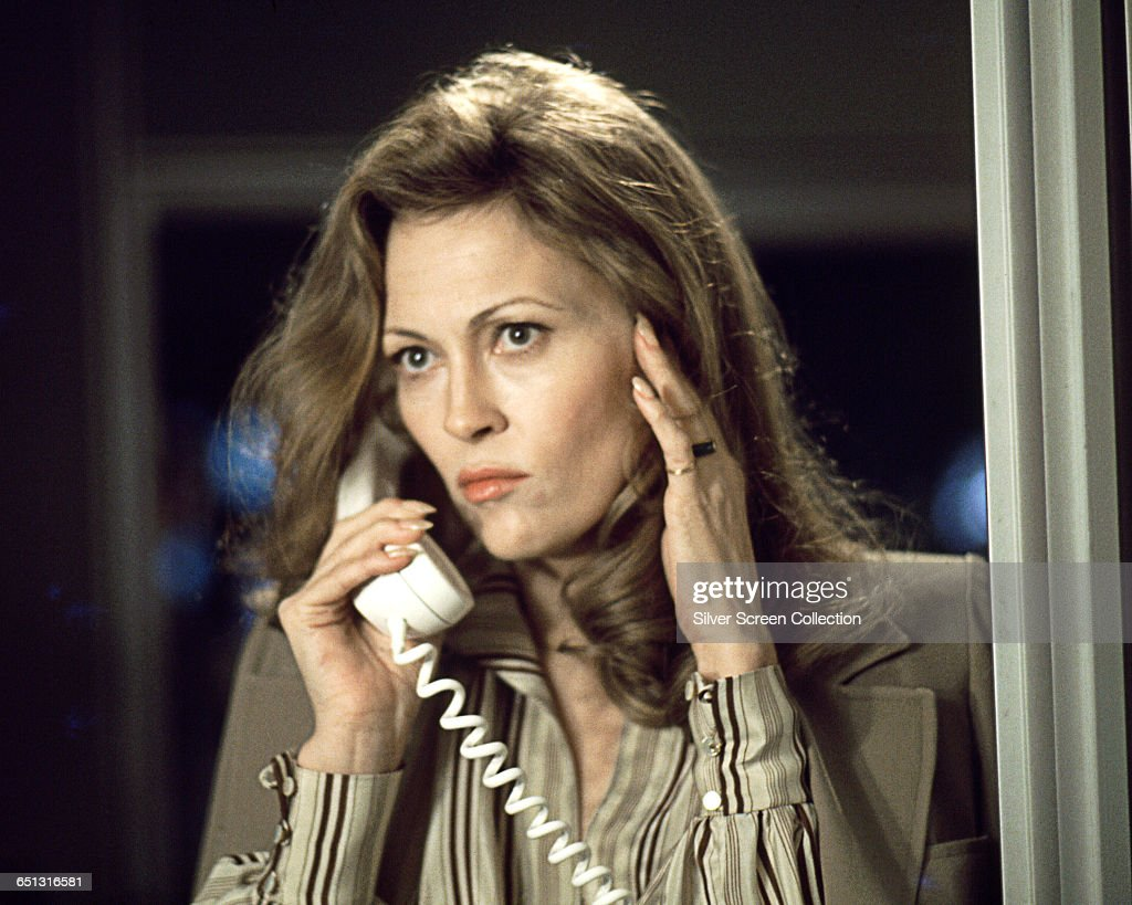 Faye dunaway network - Actress Faye Dunaway As Diana Christensen In The Film Network