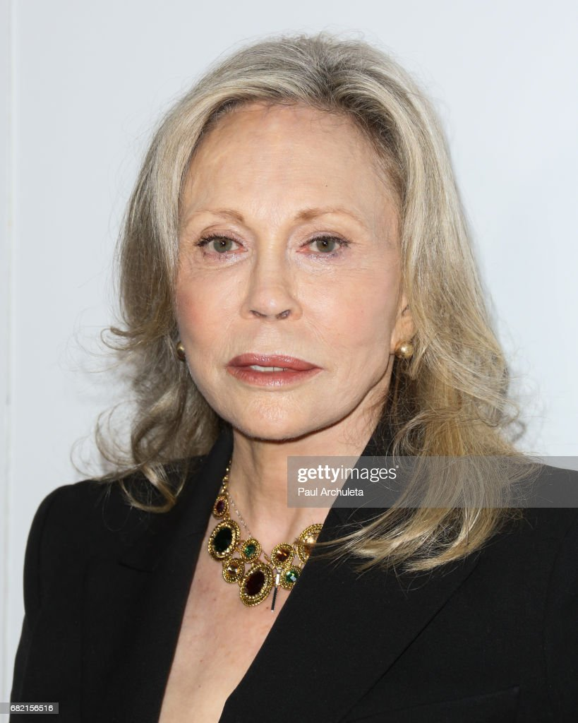 Actress Faye Dunaway attends the screening of 'Paris Can Wait' at Pacific Design Center on May 11, 2017 in West Hollywood, California.