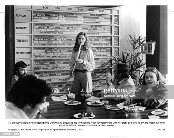 an analysis of the 1976 movie network Network is a biting satire of the television industry in the 1970's at that time there were only the big three networks nbc, cbs and abc the movie is set at a fictional fourth network called ubs.