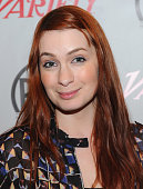 Actress Felicia Day attends The Producers Guild of America's Digital 25 2011 Leaders in Emerging Entertainment in association with Variety Magazine...