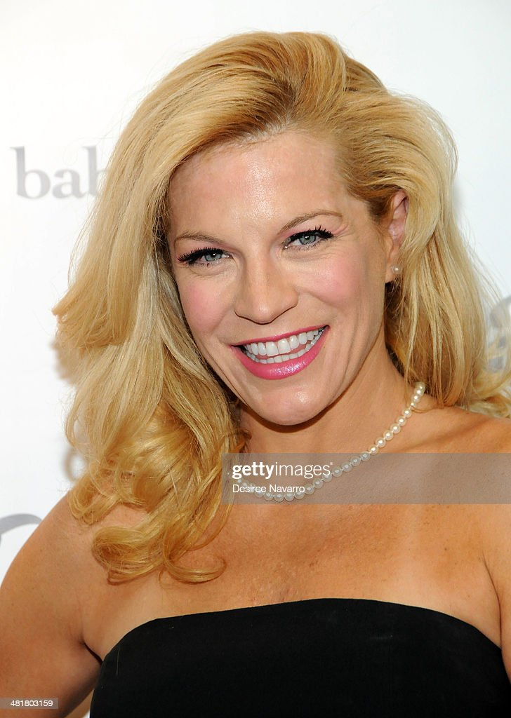 Actress Felicia Finley attends the Stage17 Premiere at Walter Reade Theater on March 31, 2014 in New York City.