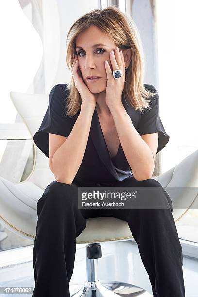Actress Felicity Huffman is photographed for Austin Way on May 1 2015 in Los Angeles California ON DOMESTIC EMBARGO UNTIL AUGUST 1 2015 ON...
