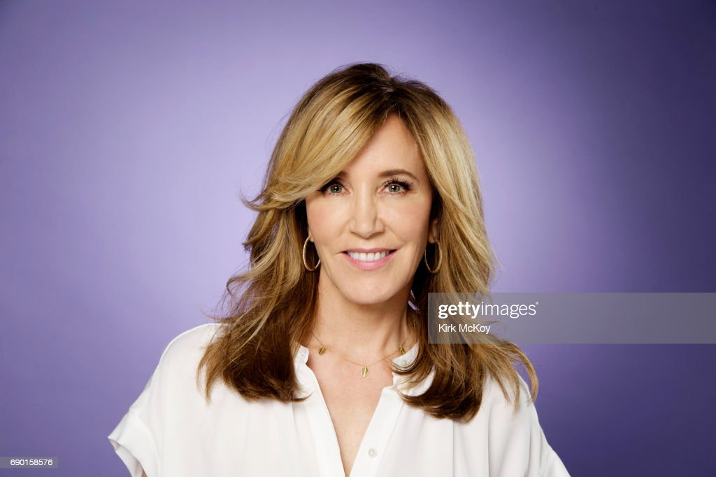 Actress Felicity Huffman is photographed for Los Angeles Times on May 18, 2017 in Los Angeles, California. PUBLISHED IMAGE.
