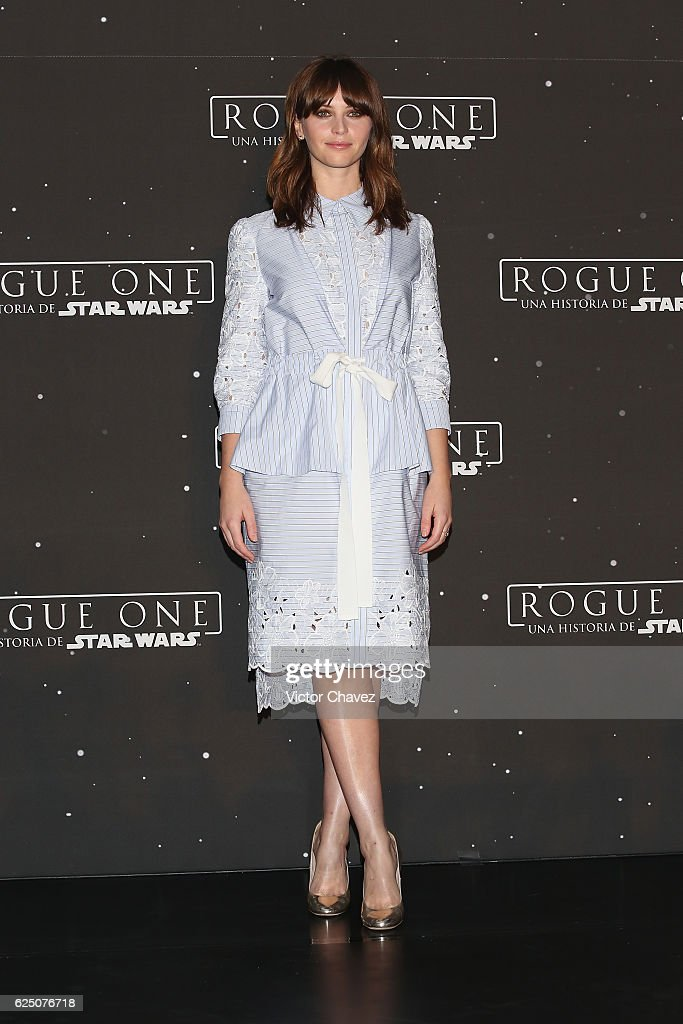 """Rogue One: A Star Wars Story"" - Photocall And Press Conference"