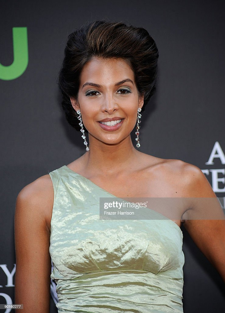 Actress Felisha Terrell attends the 36th Annual Daytime Emmy Awards at The Orpheum Theatre on August 30, 2009 in Los Angeles, California.