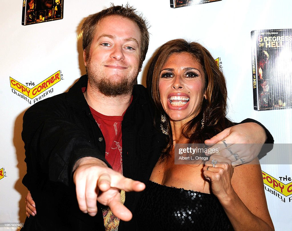 Actress Felissa Rose and husband Deron Miner arrive for the Premiere Of '6 Degrees Of Hell' - Arrivals held at Laemmle Music Hall 3 on November 20, 2012 in Beverly Hills, California.