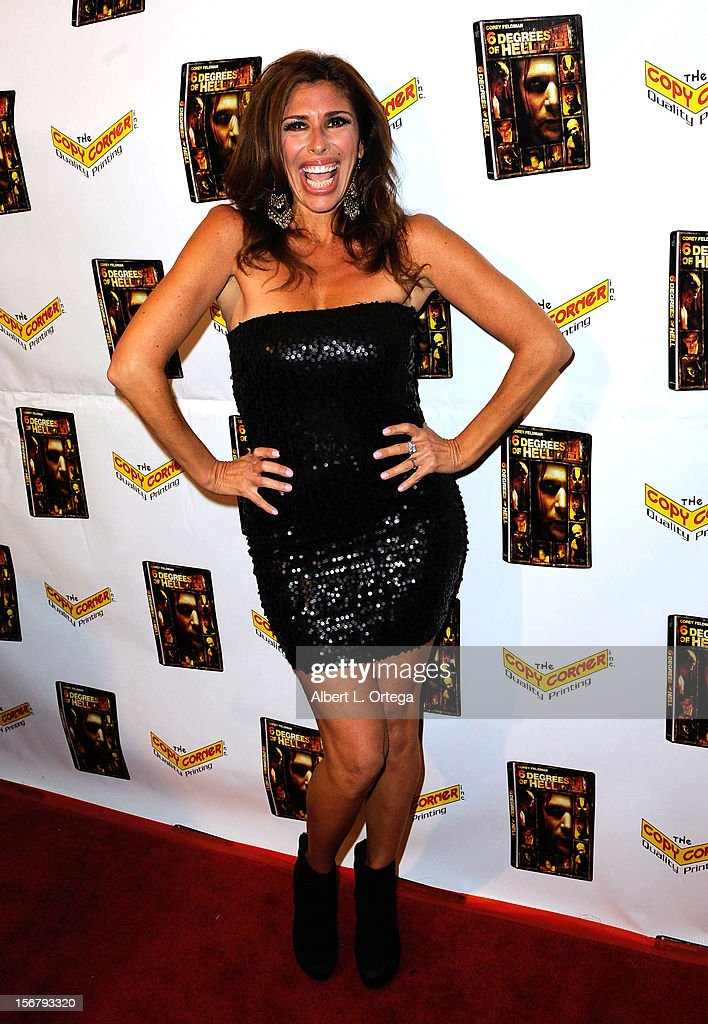 Actress Felissa Rose arrives Premiere Of '6 Degrees Of Hell' - Arrivals held at Laemmle Music Hall 3 on November 20, 2012 in Beverly Hills, California.