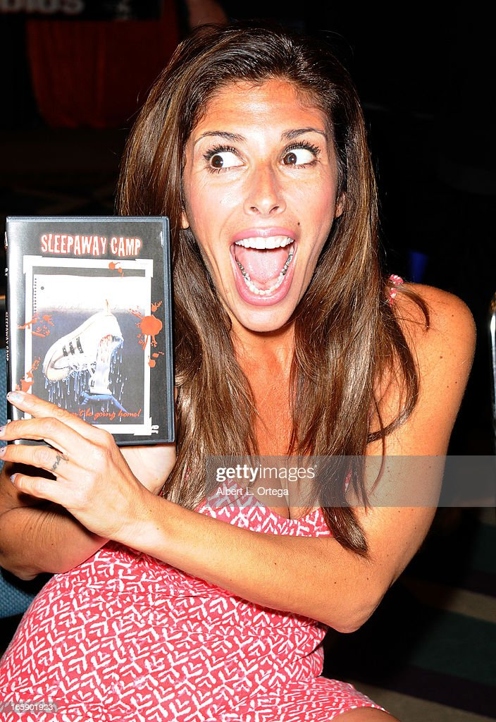 Actress Felissa Rose attends Los Angeles' Days Of The Dead Convention Day Two held at Los Angeles Convention Center on April 6, 2013 in Los Angeles, California.