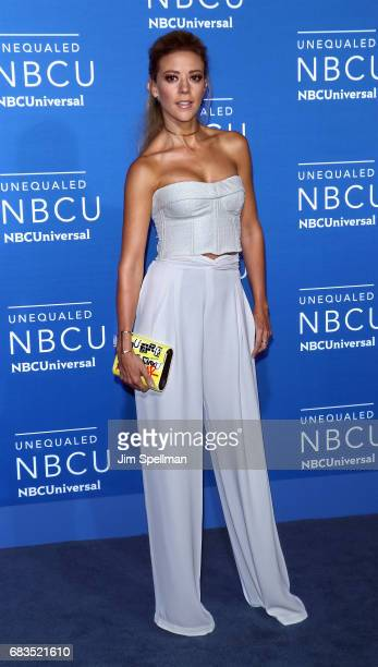 Actress Fernanda Castillo attends the 2017 NBCUniversal Upfront at Radio City Music Hall on May 15 2017 in New York City