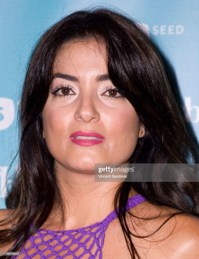 Actress Fernanda Espindola attends the CWSeed 'Husbands' premiere at The Paley Center for Media on August 14, 2013 in Beverly Hills, California.